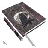 Witches Spell Book and Pen set